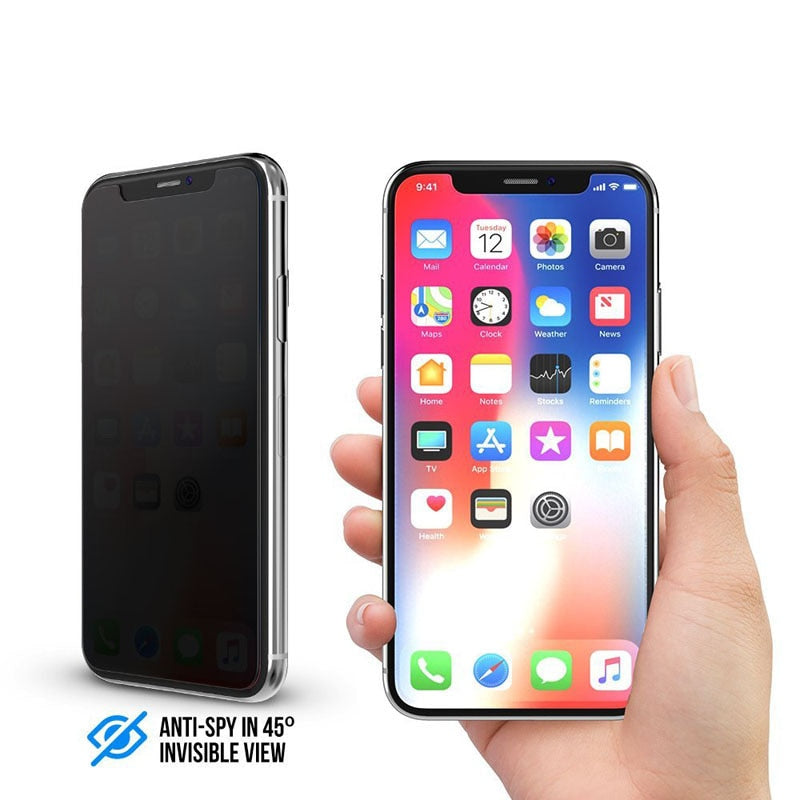 (3-Packs) Iphone Privacy Screen Protector - vishmall.com