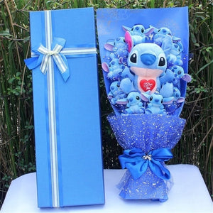 Stitch Graduation Bouquet - vishmall.com