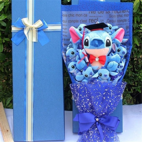 Stitch Graduation Bouquet