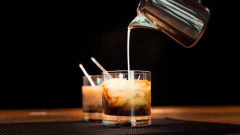 Spiced Coffee White Russian