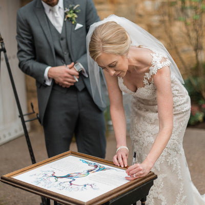 Your 5 Most Common Ketubah Questions Answered