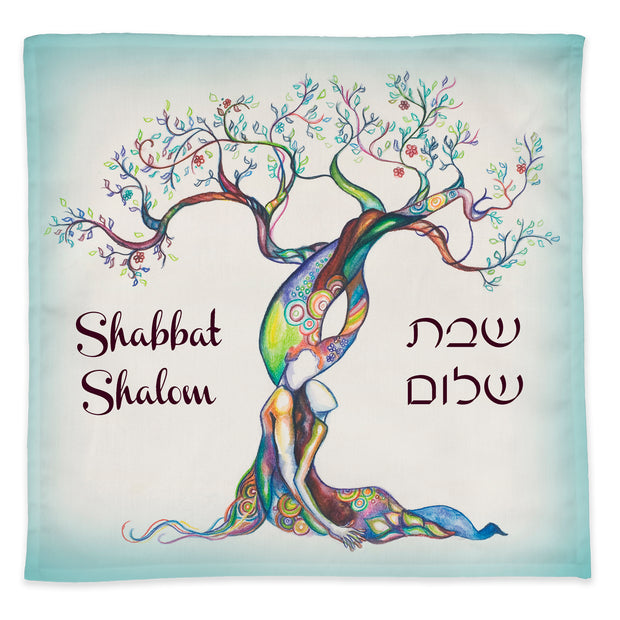 Love Tree Challah Cover - Anna Abramzon Studio