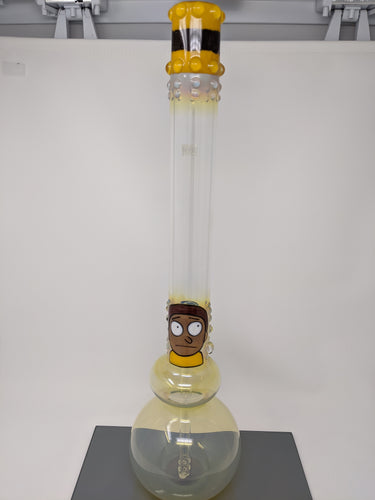 Trident Morty Water Pipe