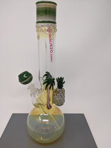 Trident Pineapple Water Pipe