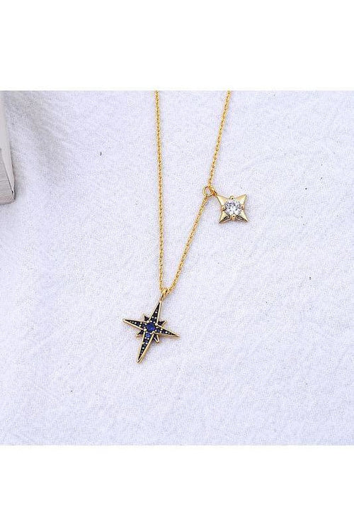 Brightest Star Pendant Necklace - RMC Boutique