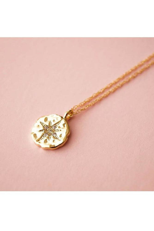 Wander + Lust Jewelry - Star in the Sky Necklace