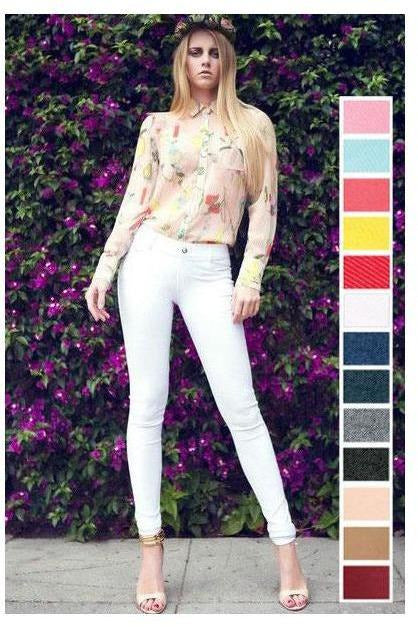 All Around Town Jeggings - RMC Boutique