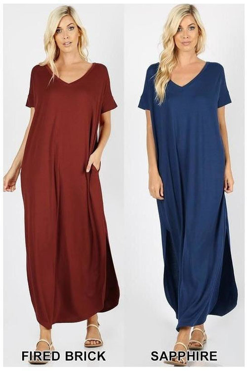 In The Know, T Shirt Maxi Dress