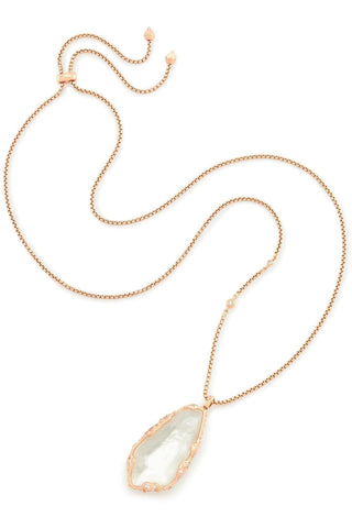 Kendra Scott: Harriet Double Ring In Rose Gold
