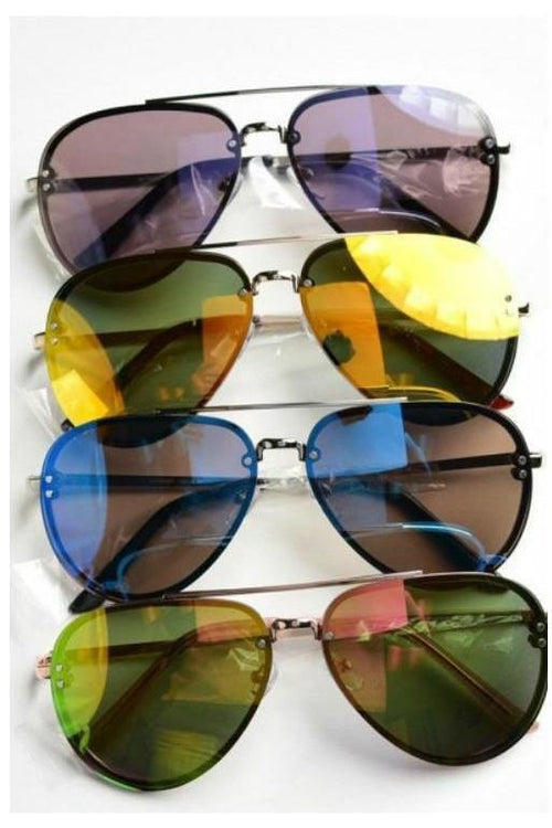 Aviators Fly High Sunglasses
