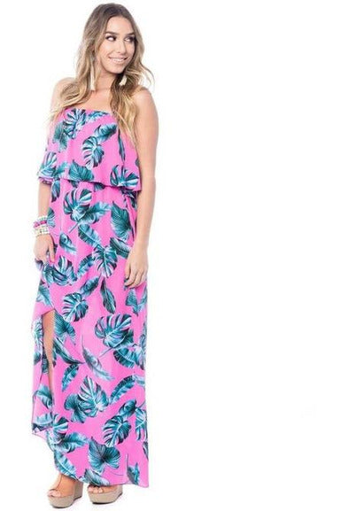 Izzy & Lola: Redondo Sunrise Maxi Dress