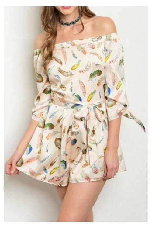Birds Of A Feather, Romper