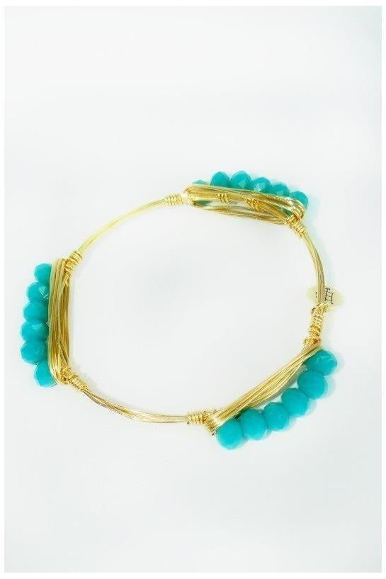 Bourbon and Boweties Millie Bangle - RMC Boutique