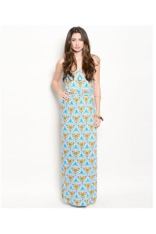 Live In The Moment Maxi Dress - RMC Boutique