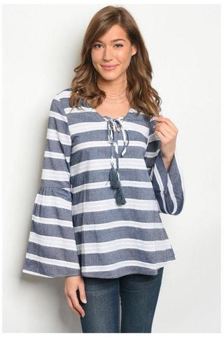 Chill Factor Criss Cross Knit Sweater