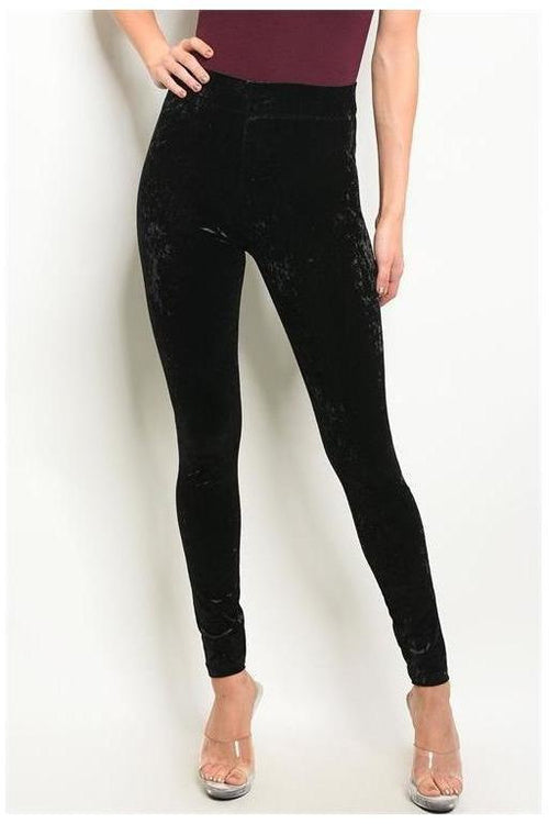 Very Velvet Leggings