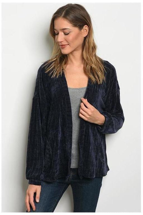 Soft To The Touch Cardigan