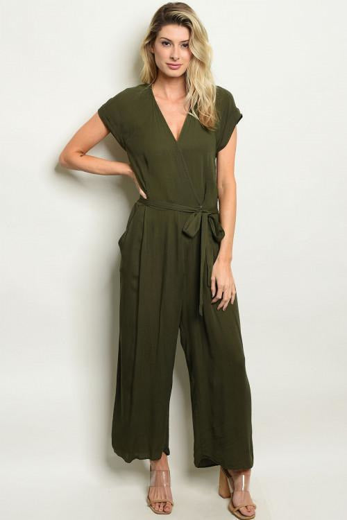Wide Leg Jumpsuit - RMC Boutique
