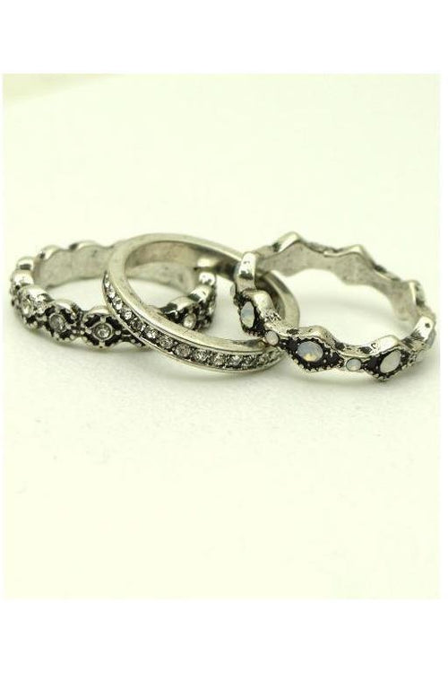 Celeste Ring Set - RMC Boutique