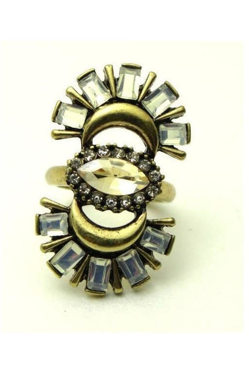 Contemporary Couture Cocktail Ring - RMC Boutique