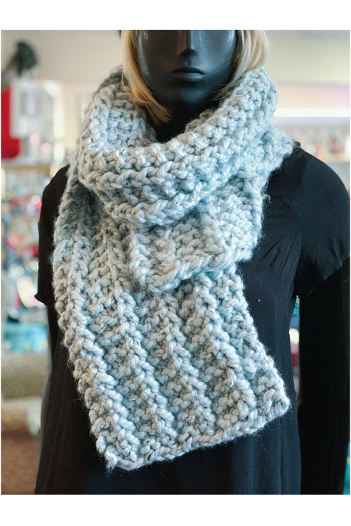 "WITH LOVE FROM JEANIE ""Mint to Be"" Scarf"
