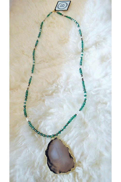 Betsy Pittard Designs: The Emily Necklace - RMC Boutique
