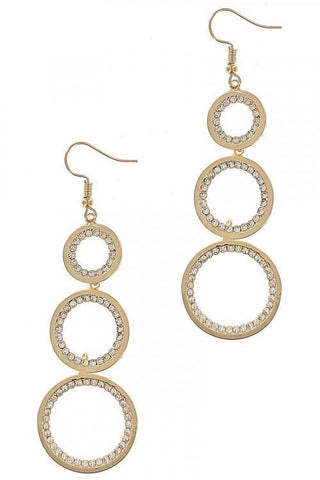 Resort Glam Raffia Tassel Earrings