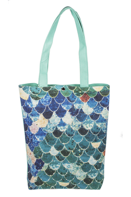 Mermaid Scales Tote