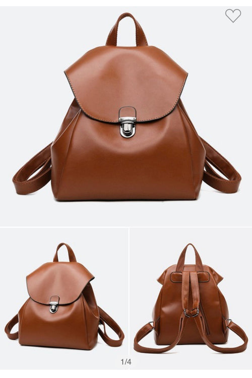Simple Dandy Fashion Backpack - RMC Boutique