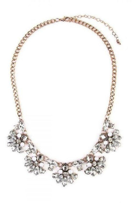 Glamour Set Go! Statement Necklace