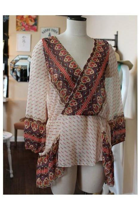 Gypsey Wanderer Blouse - RMC Boutique