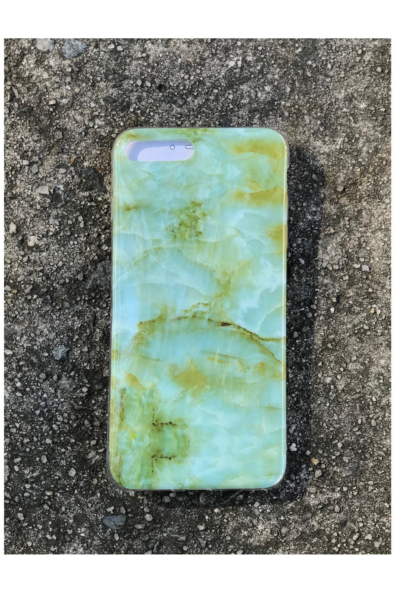 Marble Cellphone Case for iPhone 7Plus/8Plus - RMC Boutique