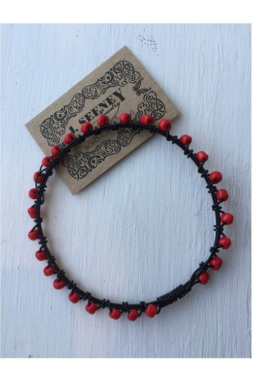 """Between the Hedges"" Bangle - RMC Boutique"