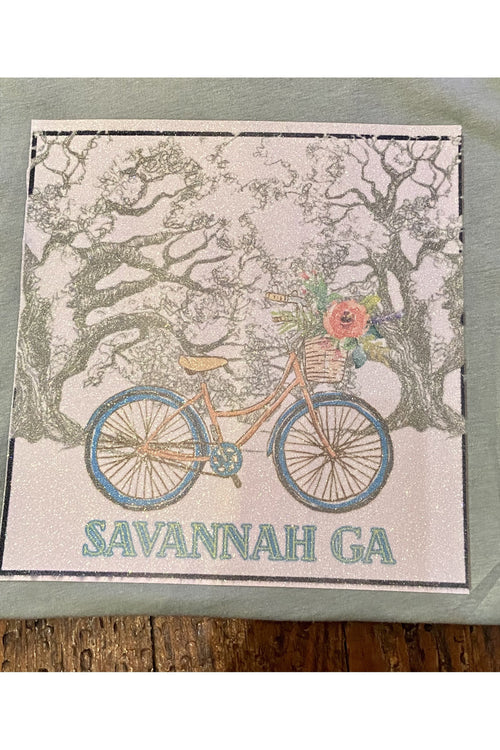 RMC Limited Release Savannah Print Tee - RMC Boutique