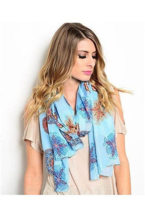 Deep In the Indian Ocean, Scarf - RMC Boutique