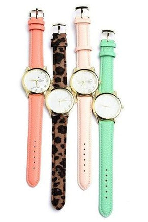 Here Kitty Kitty Watch - RMC Boutique