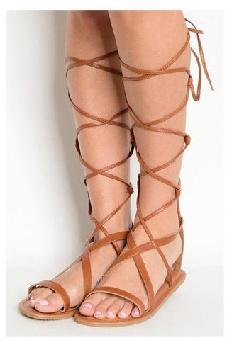 Coral Blush Thong Jelly Sandals