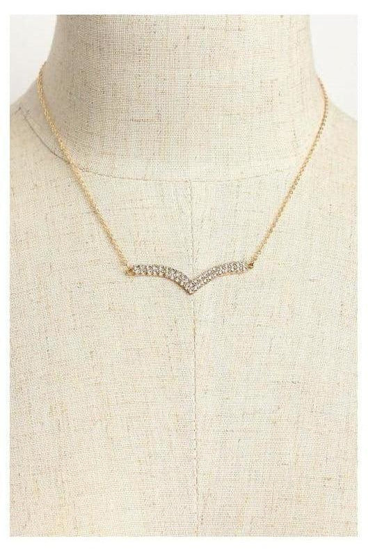 Express Yourself Dainty Necklace