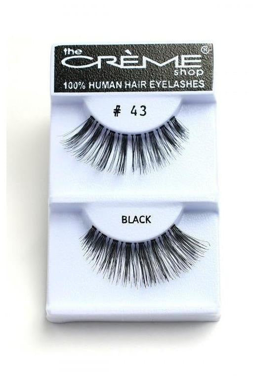 100% Real Hair Lashes, Reusable