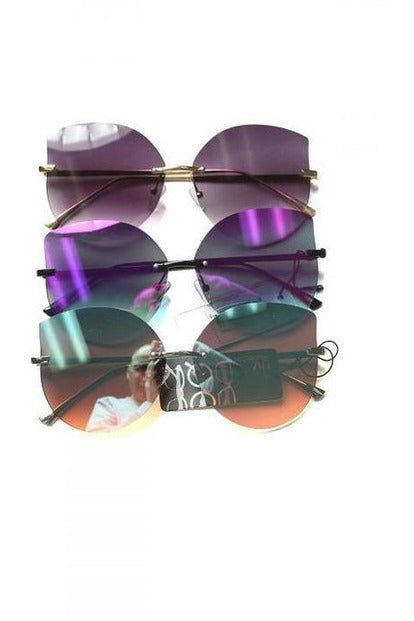 All Out Shine, Cat Eye Polarized Sunglasses