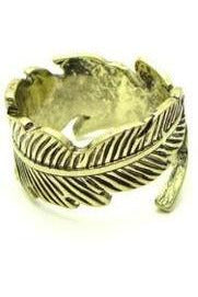 Leaves Of The Season Ring - RMC Boutique