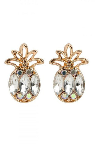 Special Night Crystal Earrings