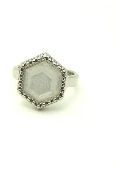 Milky Sparkle Ring - RMC Boutique