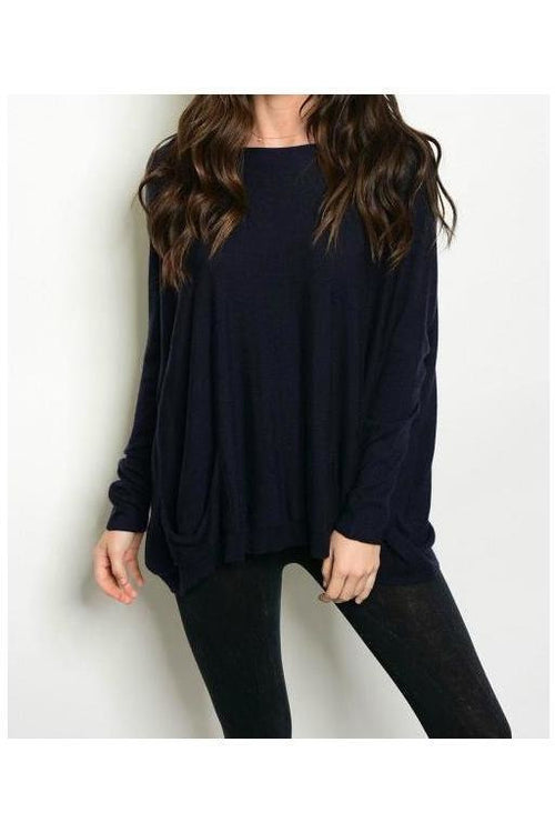 The Perfect Sweater, Navy