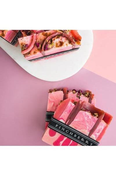 Rosey Posey - Handcrafted Vegan Soap