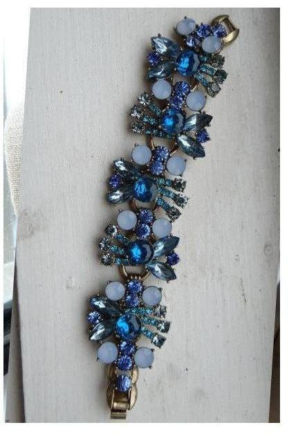 Tiffany's Icy Blue Bracelet - RMC Boutique