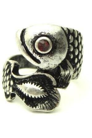 Wrap Fish Ring - RMC Boutique  - 1