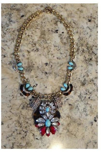 Aphrodite's Statement Necklace - RMC Boutique