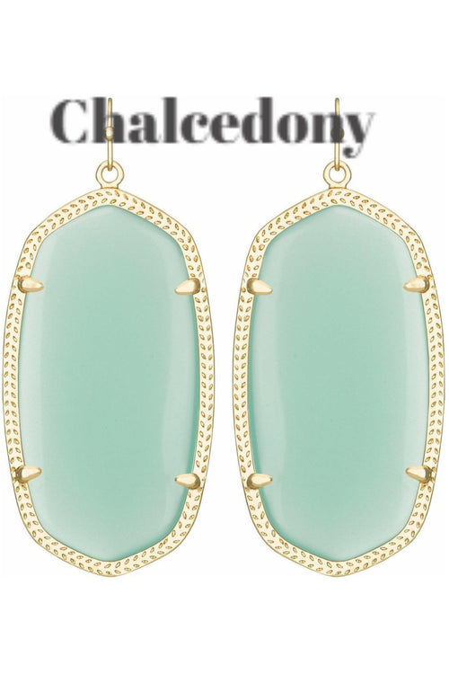 Kendra Scott : Danielle Earrings - RMC Boutique  - 1