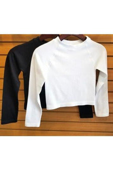 Raglan Rib Long Sleeve - RMC Boutique